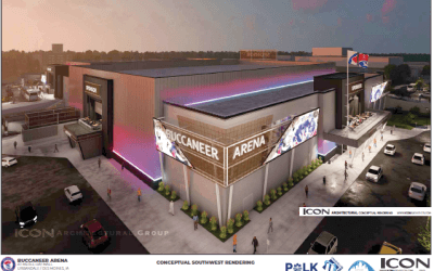 Des Moines Buccaneers hockey to relocate to former Younkers building